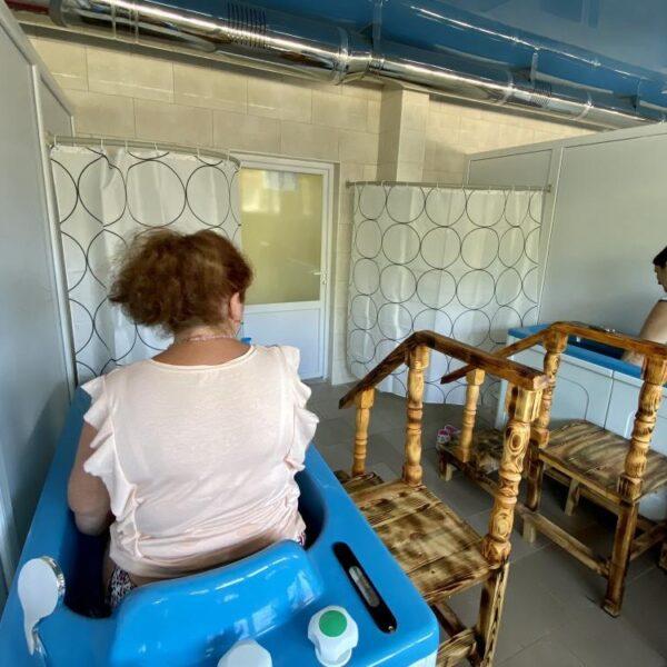 Лікування в санаторії Золота Нива фото