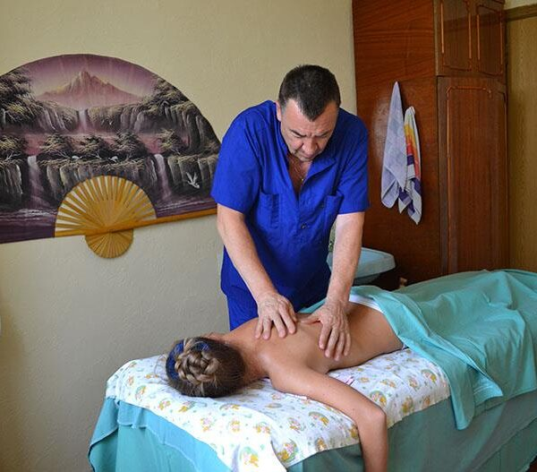 Масаж в санаторії Одеський