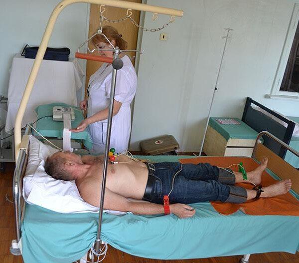Лікування в санаторії Одеський