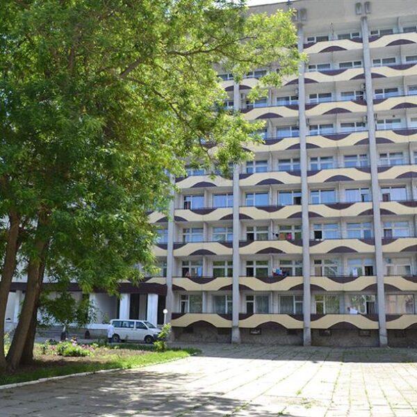 Головний корпус санаторій Одеський фото
