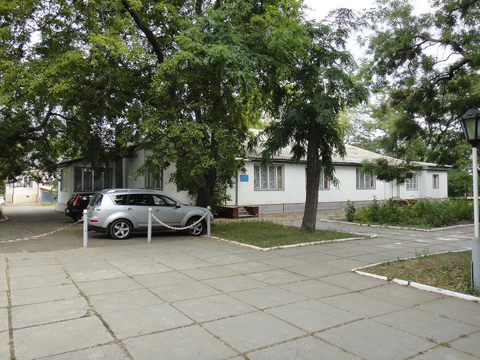 Парковка Санаторій Одеський