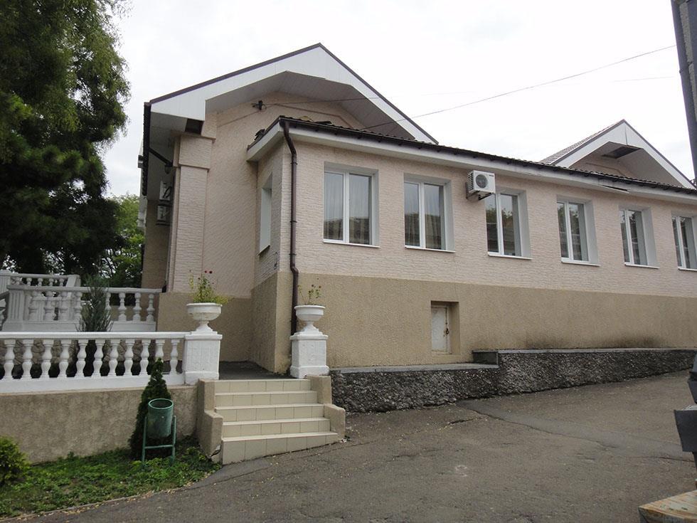 Окремий корпус санаторій Одеський