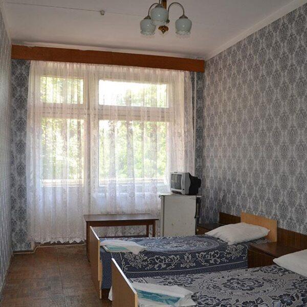 Просторный номер санаторий Одесский