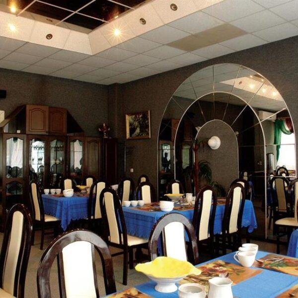 Ресторан санатория Роща