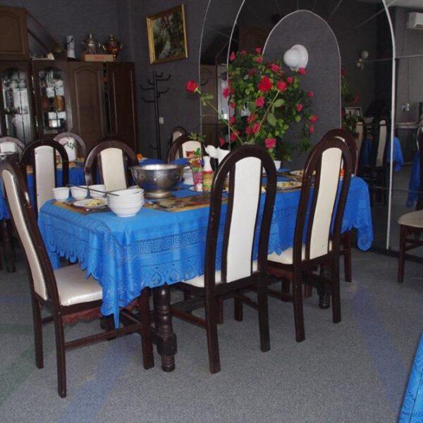 Ресторан санаторія Роща