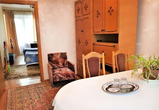 Вітальня в номері санаторій Чкалова