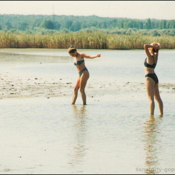 Водные развлечения Санаторий Гопры фото