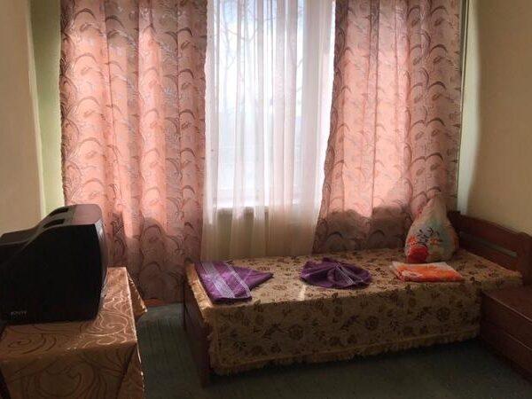 Стандартний номер санаторія Сергія Лазо