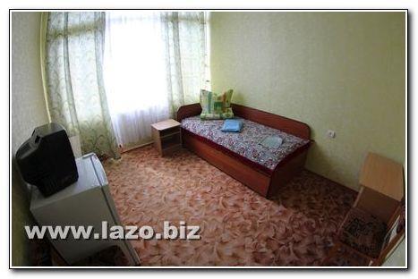 Односпальная кровать санатория Сергея Лазо