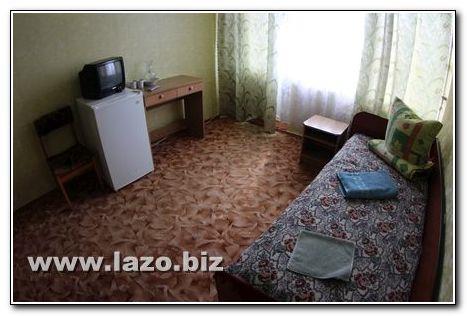 Покращений номер санаторія Сергія Лазо