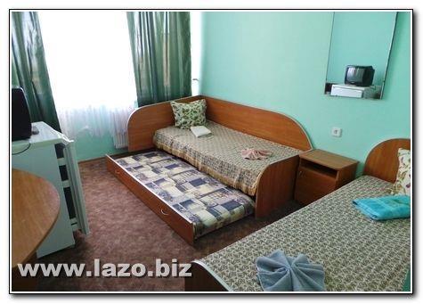 Раскладная кровать санаторий Сергея Лазо