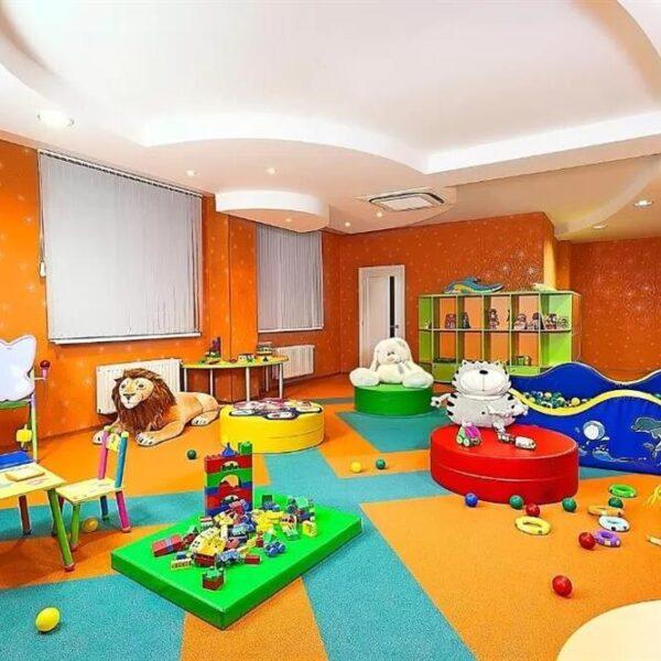 Детская комната санаторий Гранд Марин отзывы