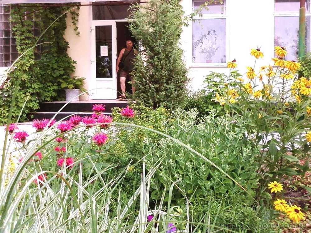 Лето в санатории Гопри