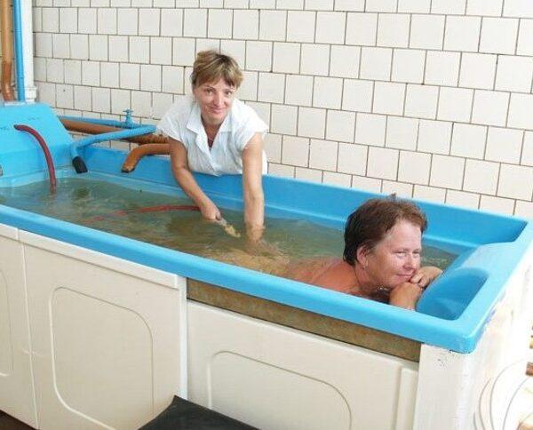 Лечение в санатории Сергея Лазо