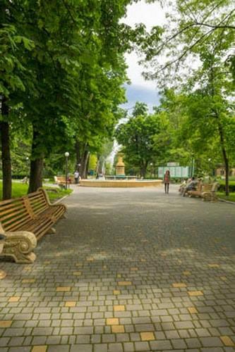 Прогулянки в санаторій Лермонтовський