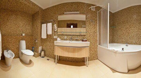 Ванна кімната Санаторій Гранд Марін