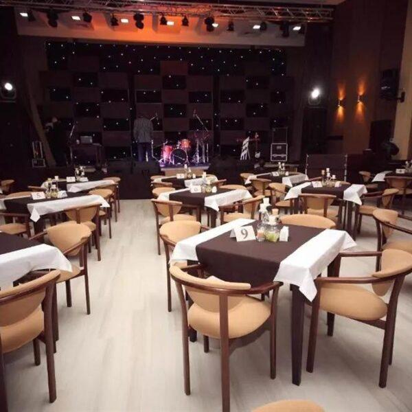 Уютный ресторан санаторий Гранд Марин фото