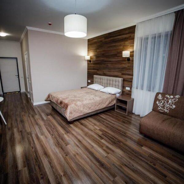 Просторий номер Апарт-готель «Кайзервальд» відгуки