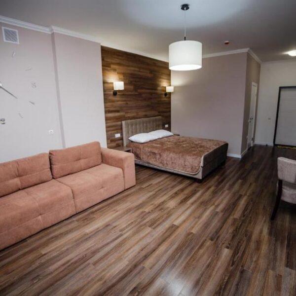 Номер с диваном Апарт-отель «Кайзервальд» бронирования