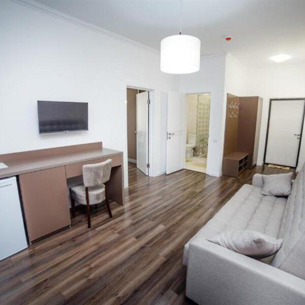 Современный номер люкс Апарт-отель «Кайзервальд» цены