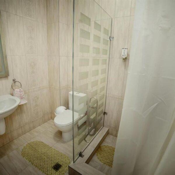 Санвузол в люксі Апарт-готель «Кайзервальд» фото