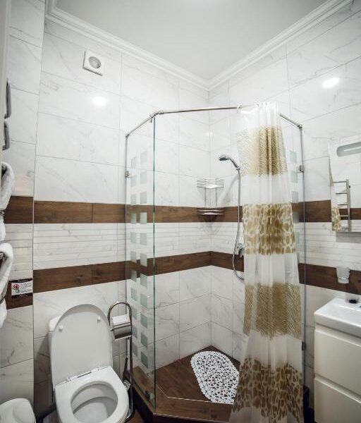 Ванная комната Апарт-отель «Кайзервальд» номера