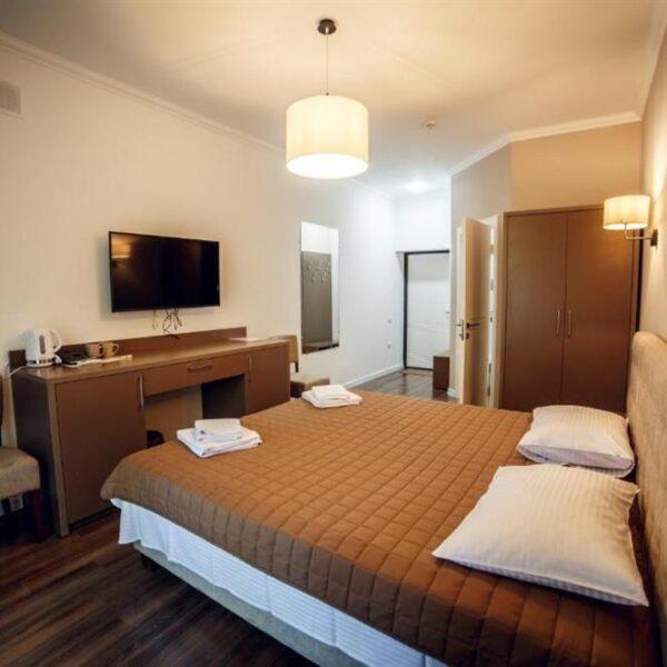 Сучасний номер апарт-готель «Кайзервальд»