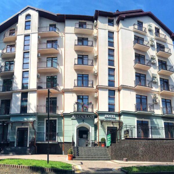 Головний корпус Апарт-готель «Кайзервальд» ціни